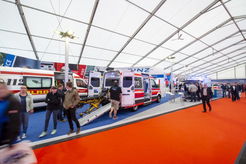 RETTmobil Messetage 2018 in Fulda, Deutschland