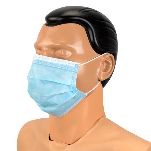 Produktbild der HERZmed Gesichtsmaske