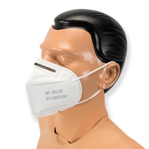 HERZmed Atemschutzmaske KN95