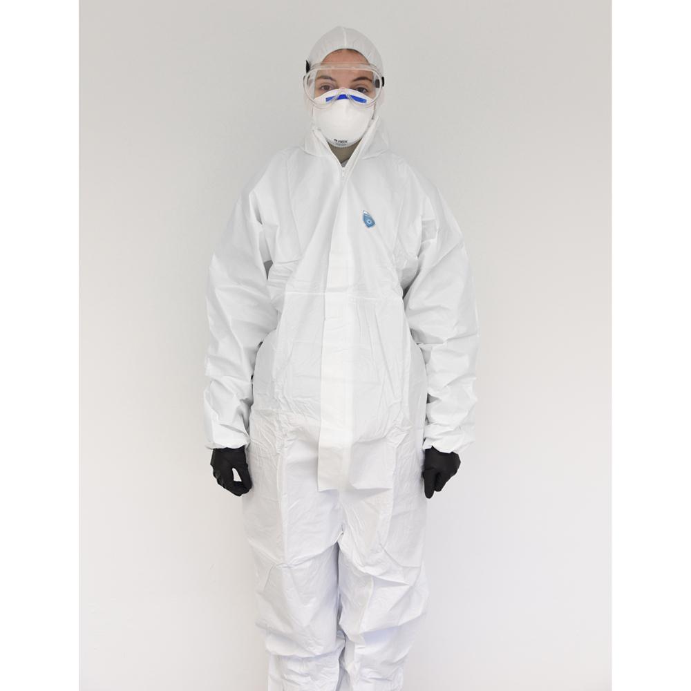Pandemie Schutzanzug