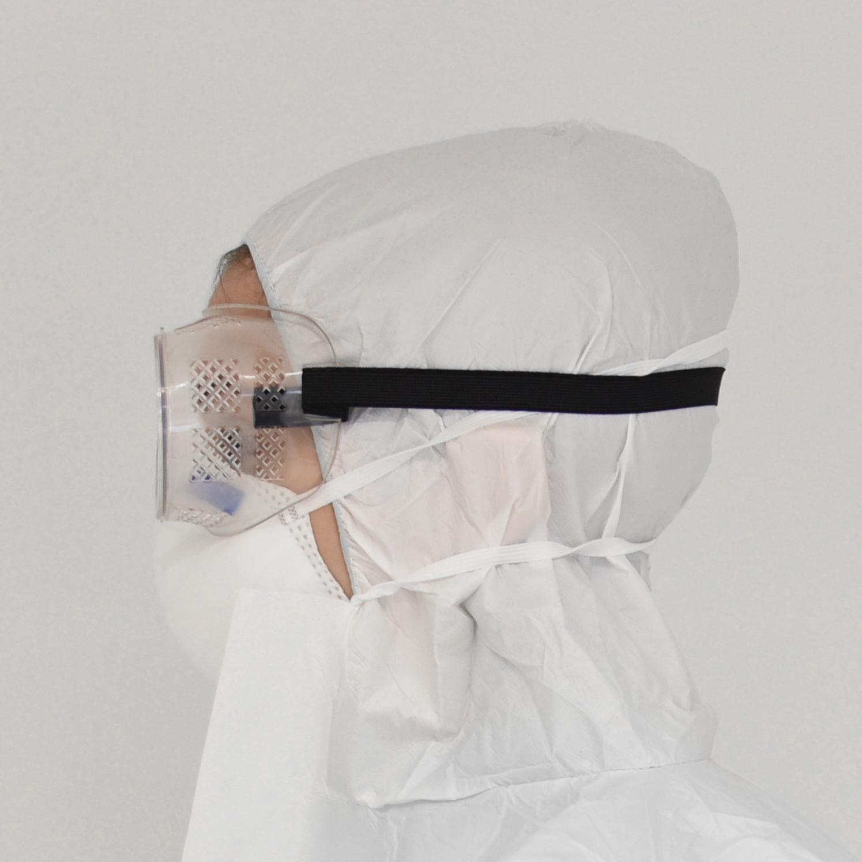 Schutzbrille 433 Acetat