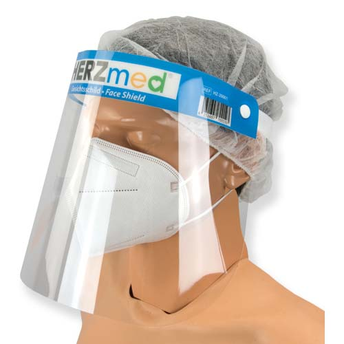 HERZmed Faceshield