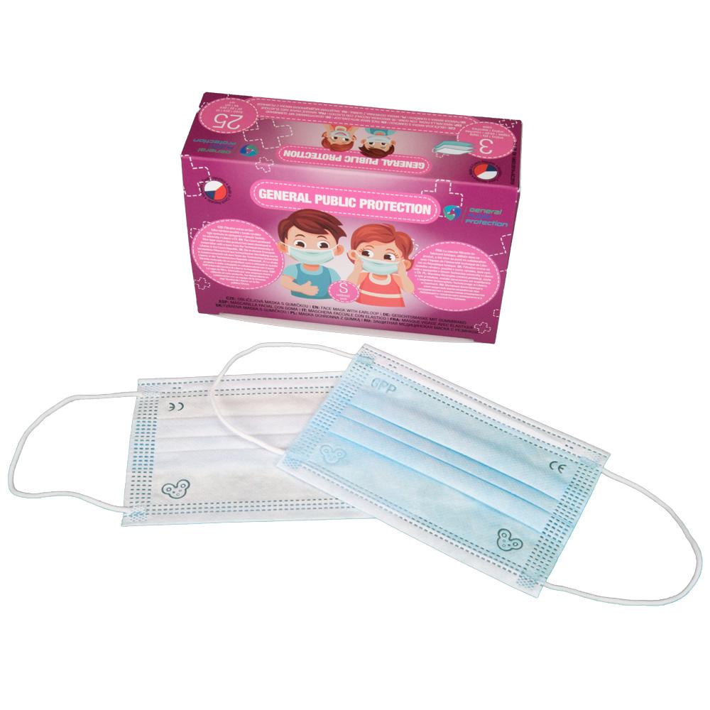 Medizinische Gesichtsmaske für Kinder